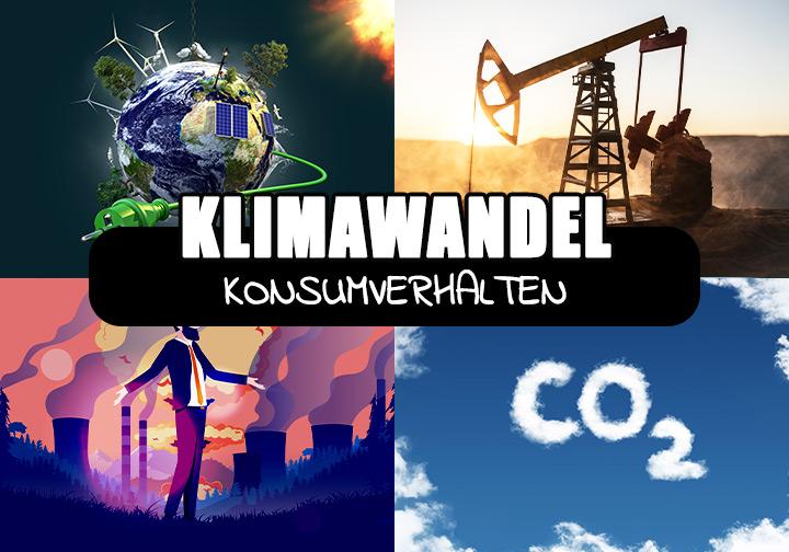 Klimawandel - Welchen Einfluss hat das Konsumverhalten auf den Klimawandel?!
