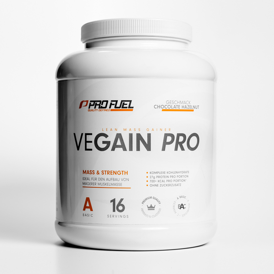 Mass Gainer / Weight Gainer vegan - ProFuel Vegain Pro