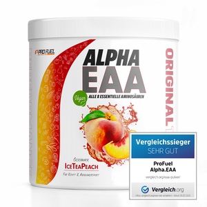 ALPHA.EAA | Ice Tea Peach