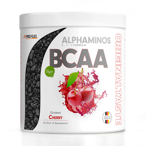 ALPHAMINOS | BCAA | Cherry