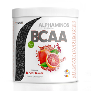 ALPHAMINOS | BCAA | Blood Orange