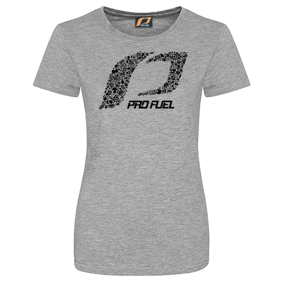 T-SHIRT Performance | Heather Gray | Lady