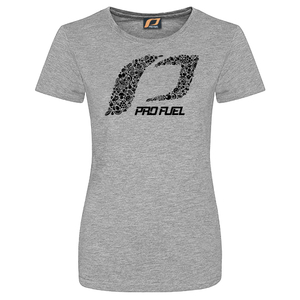 T-SHIRT Performance | Heather Grey | Lady