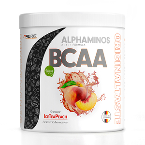 ALPHAMINOS | BCAA | Ice Tea Peach