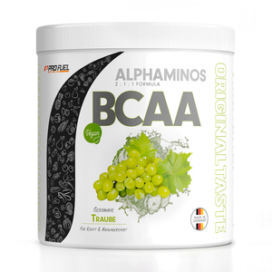 ALPHAMINOS | BCAA | White Grape