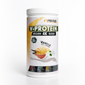 V-PROTEIN | vegan 4K Blend | Vanilla Ice Cream