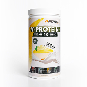 V-PROTEIN | vegan 4K Blend | Lemon Cheesecake