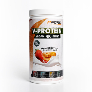 V-PROTEIN | vegan 4K Blend | Peanut Butter & Jelly