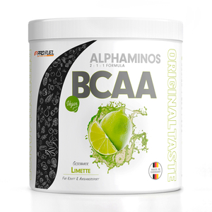 ALPHAMINOS | BCAA | Fresh Lime