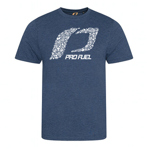 T-SHIRT Performance | Heather Navy | Man