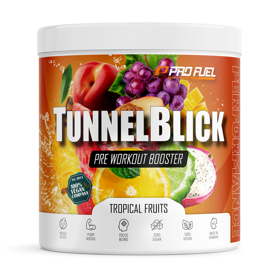 TUNNELBLICK | Energy Booster | Tropical Fruits