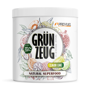 GRÜNZEUG | Superfood | Lemon Lime